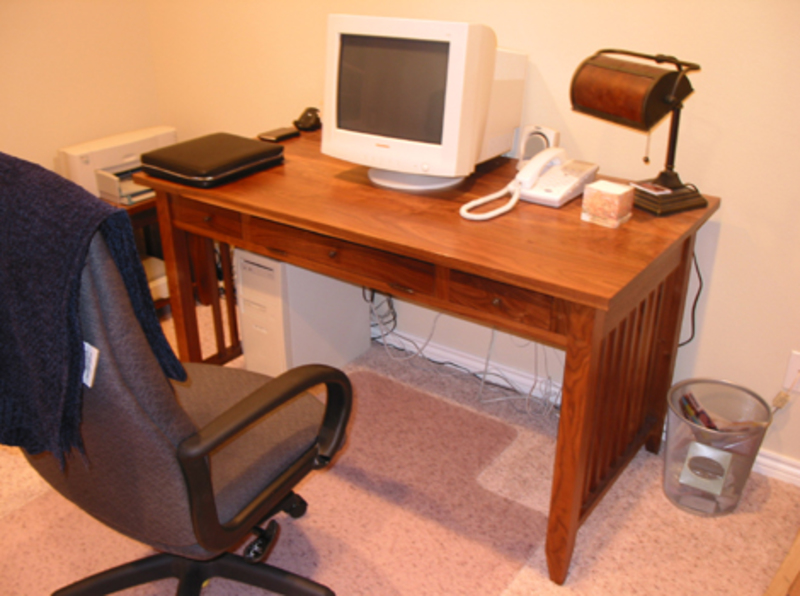 Missionary Desk