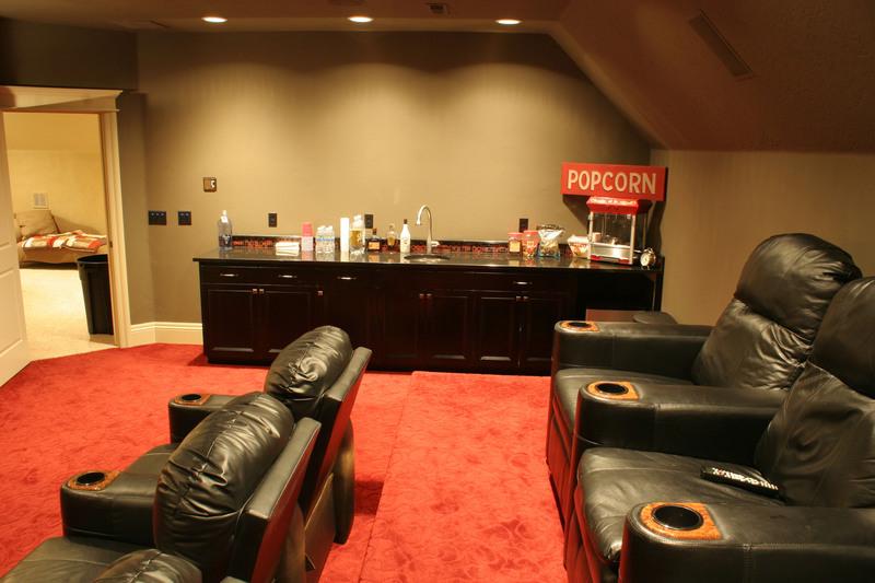 McCormick Theatre Room ...